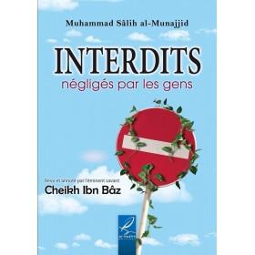 Interdits Négliger Part Les Gens