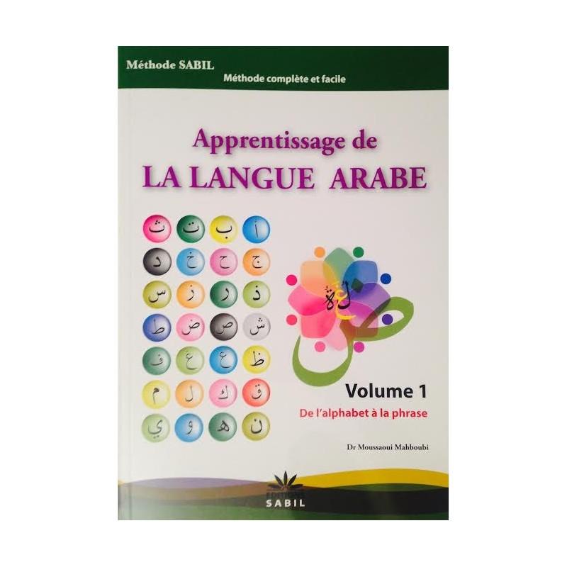 Apprentissage de la langue arabe