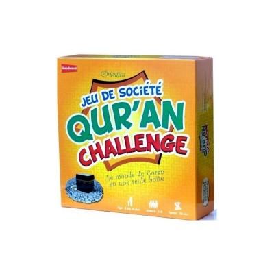 Qur'an Challenge - Le monde du Coran en une seule boîte - Goodword