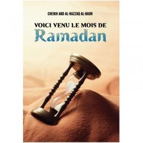 Voici venu le mois de Ramadan, de Cheikh Abd al-Razzaq al-Badr
