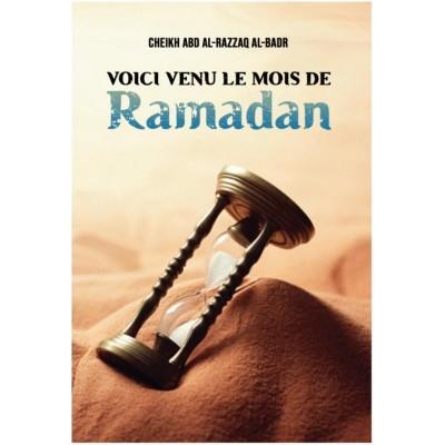 Voici venu le mois de Ramadan - Cheikh Abd al-Razzaq al-Badr - Ibn Badis