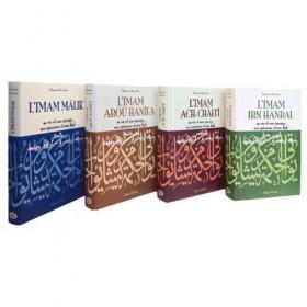 Pack Les quatre Imams