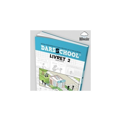 DARSSCHOOL - Livret 2 - Bdouin