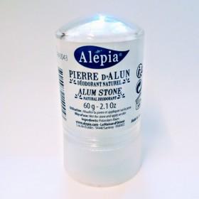 Pierre d'Alun - Déodorant Naturel - 60g - Alepia