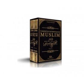 L'Abrégé de l'Authentique de Muslim - 2 Volumes (Sahih Muslim)