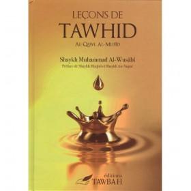 Leçons de Tawhid - Editions Tawbah