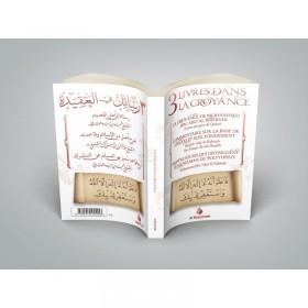 3 Livres Dans La Croyance