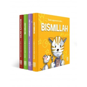Pack Sami apprend à dire… (4 livres)