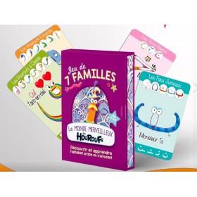 Le jeu des 7 familles Houroufs