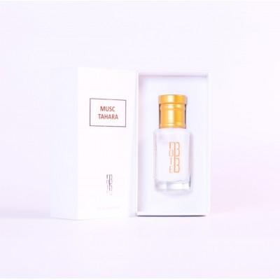 Musc Tahara Musc Tahara -Blanc 12ml -  Note 33 -