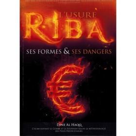 L'USURE (RIBA) - SES FORMES & SES DANGERS -