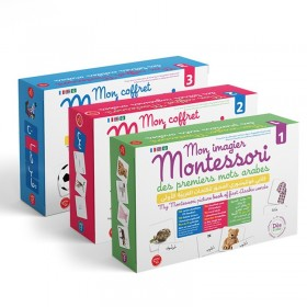 PACK : Coffret Montessori - Graines de foi