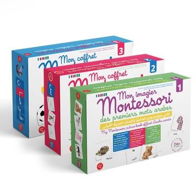 PACK : Coffret Montessori - Graines de foi