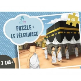 Puzle : Le pelerinage