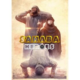 SAHABA HEROES - 4 CARTES ALÉATOIRES - CARTES À COLLECTIONNER - WIBI TRADING