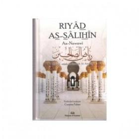 Riyâd As-Sâlihîn Format POCHE- Imam An-Nawawi - Maison d'Ennour