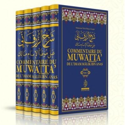 Commentaire Du Muwatta' De L'Imam Mâlik Ibn Anas Muhamed 'Abd Al-Bâqî Az-Zurqânî