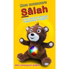 Mon nounours Salah : C'est si facile et amusant d'apprendre sa religion !