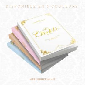 Ma citadelle d'après Cheikh Albany (5 couleurs au choix) - Editions al imam