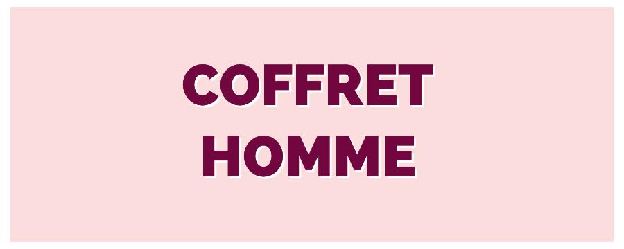 Coffrets Homme