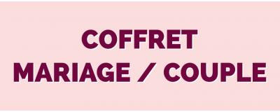 Coffrets Mariage / Couple