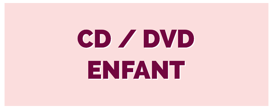 CD Audio Enfant