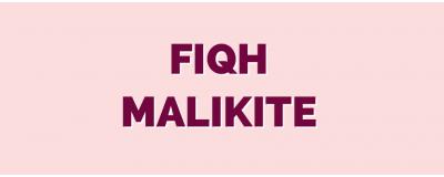 Fiqh Malikite