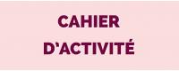 Cahiers d'activité